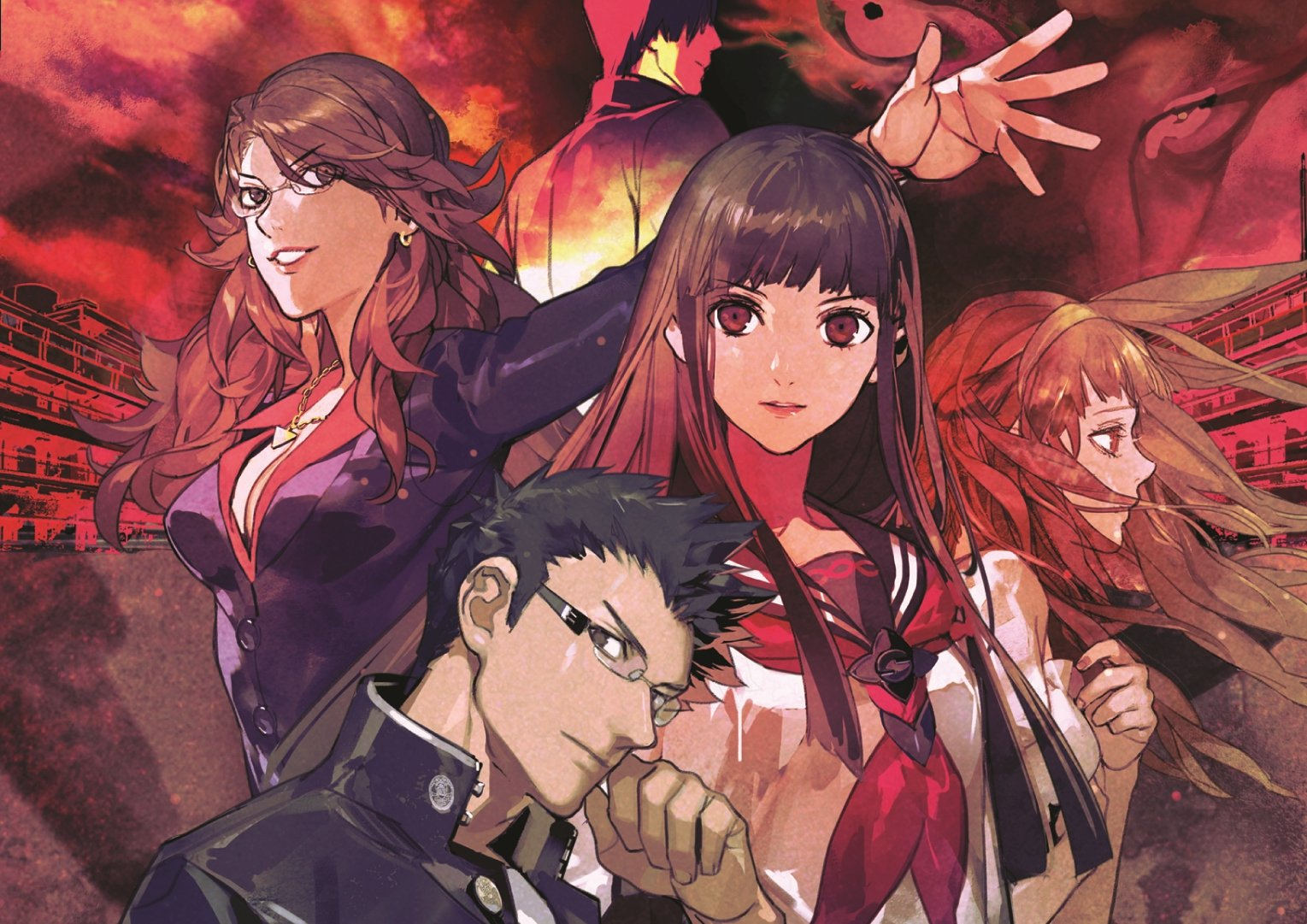 tokyo twilight ghost hunters review