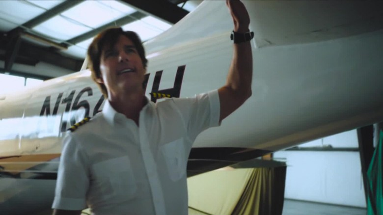 tom cruise american made reviews