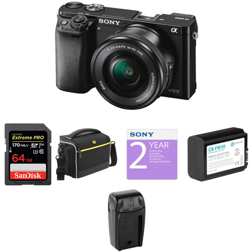 sony a6000 kit lens review