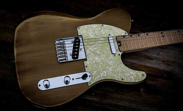 texas special telecaster pickups review