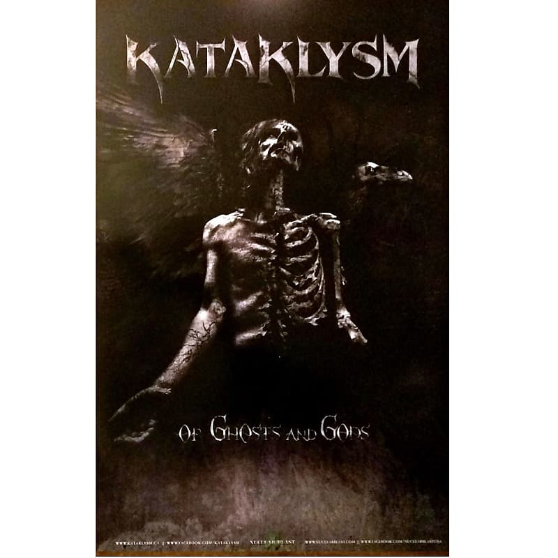 kataklysm of ghosts and gods review