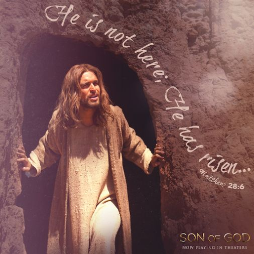 the resurrection of the son of god review