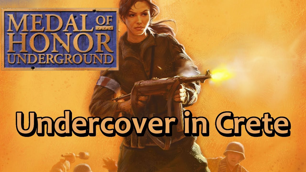 medal of honor underground review