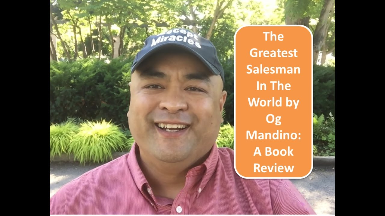the greatest salesman in the world book review