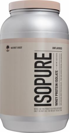 isopure whey protein isolate reviews