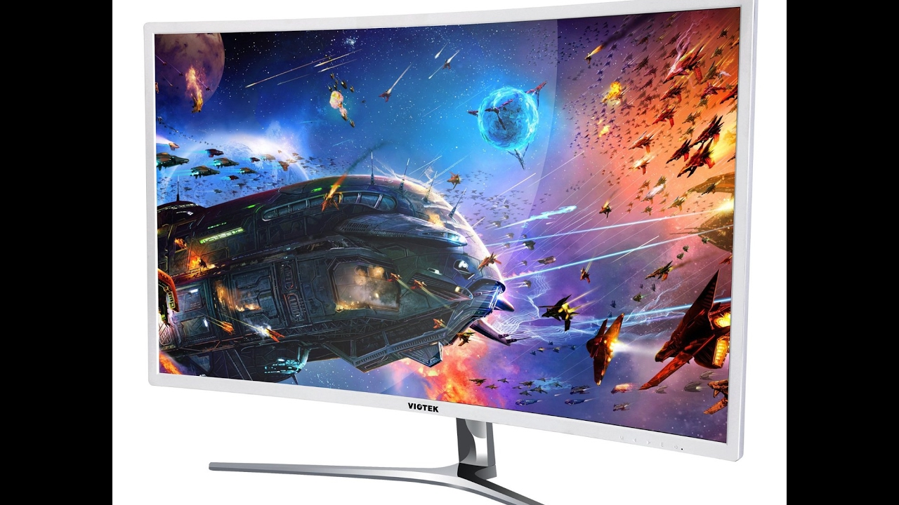 viotek 32 inch led curved computer monitor review