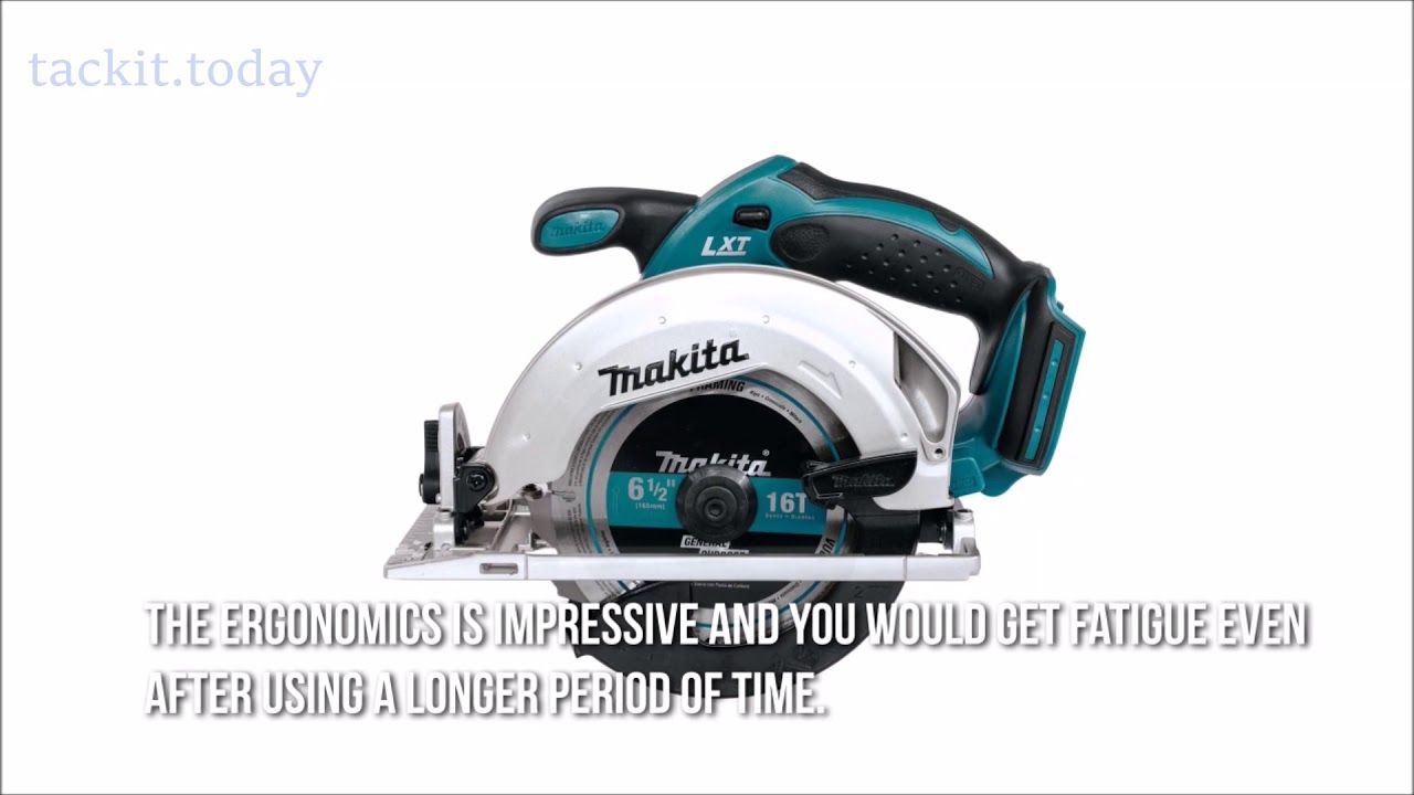 makita cordless circular saw review