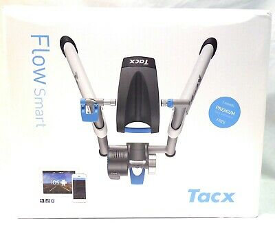 tacx flow smart trainer review