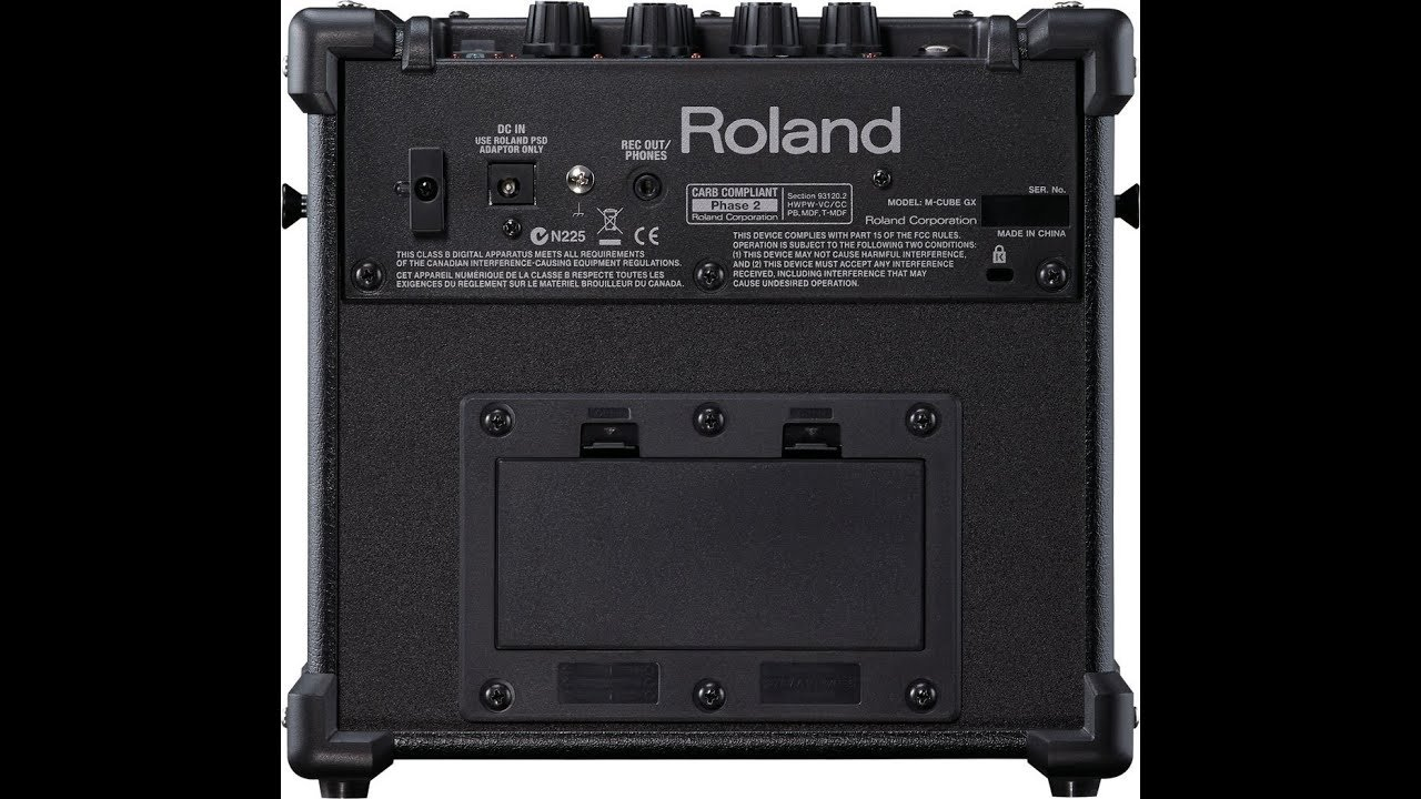 roland micro cube amp review