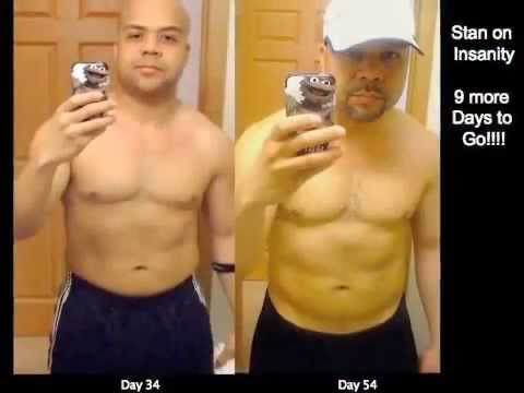 insanity 60 day workout review