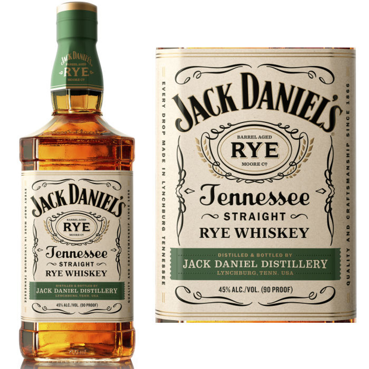 jack daniels straight rye review