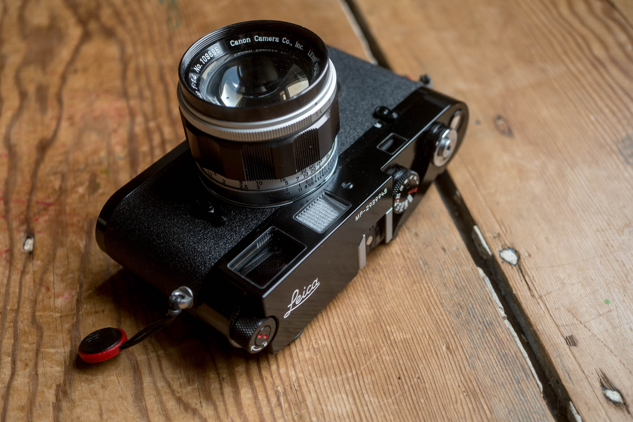 leica mp 0.72 review