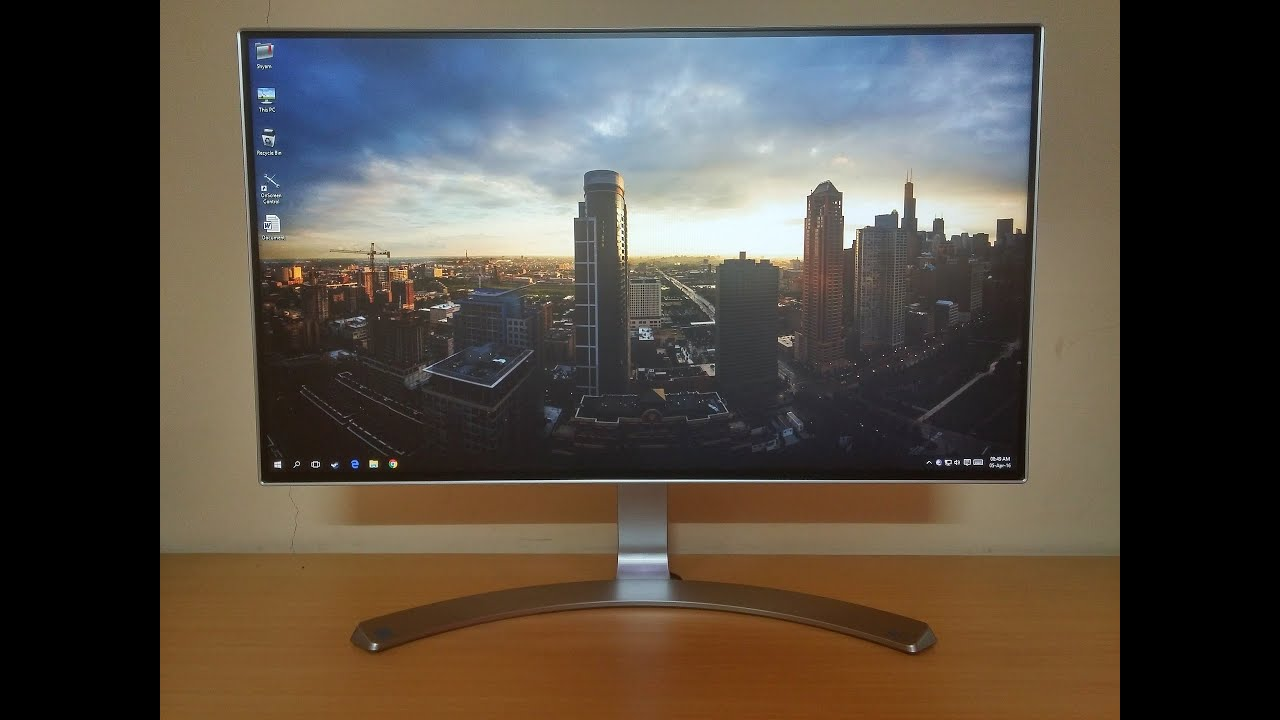 lg 24 inch monitor review
