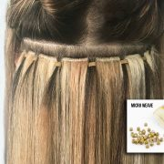 micro weft hair extensions review