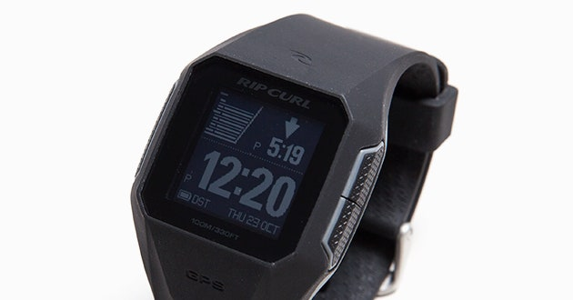 rip curl gps watch review