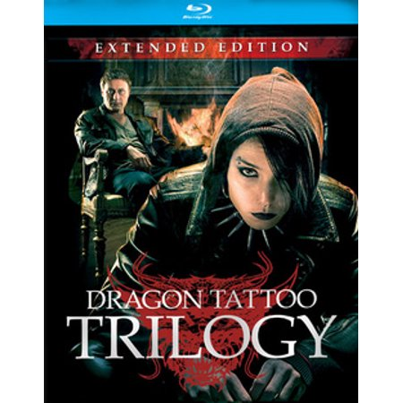 the girl with the dragon tattoo trilogy review