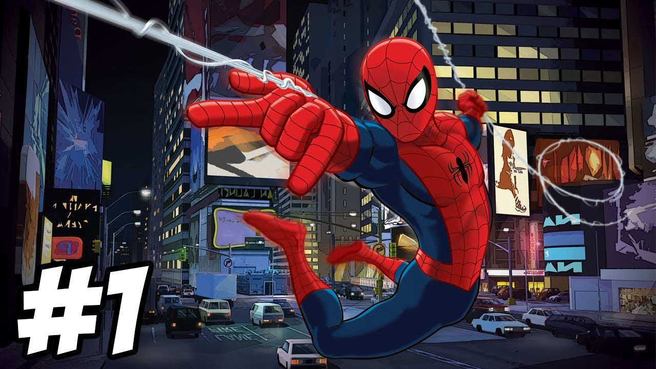 ultimate spider man game review