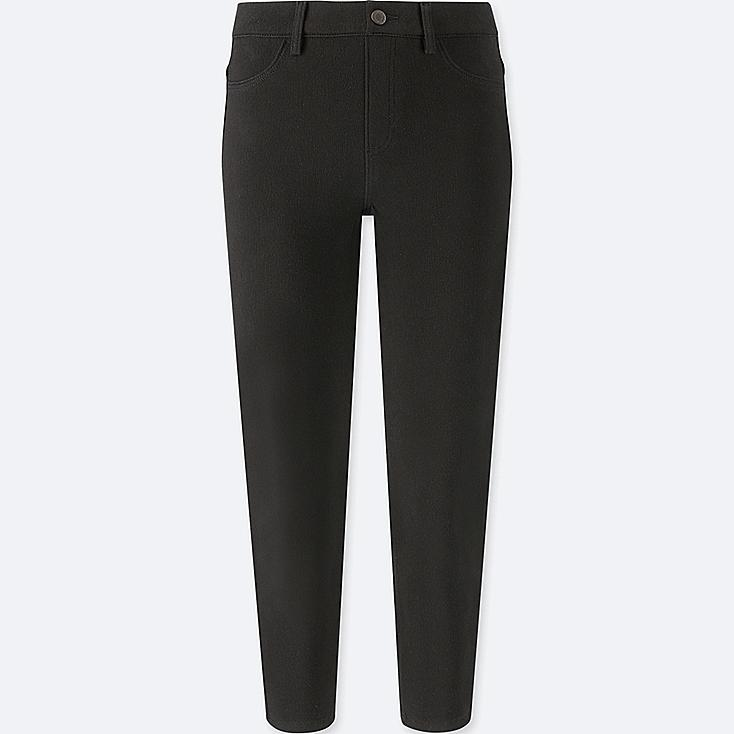 uniqlo cropped legging pants review