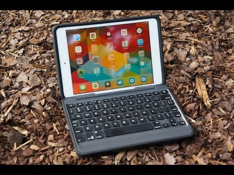 zagg cover ipad air review